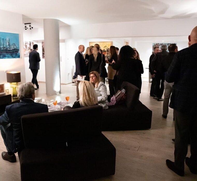 Ioanna Kardiakou - On the Move - Domus Art Gallery Athens