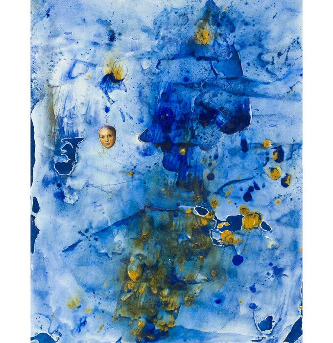 Konstantinos Patsios-Elixir-of-life-watercolour-55x50cm-ink on paper