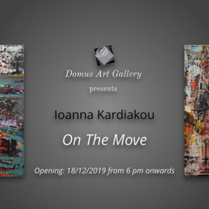 On the Move- Domus art Gallery