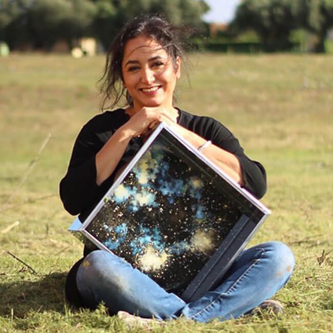 Marjan Fahimi Artist